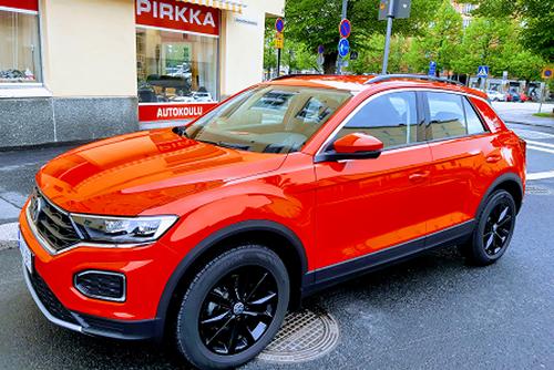 Autokoulu Tampere - Autokoulu Pirkka Volkswagen T-Roc