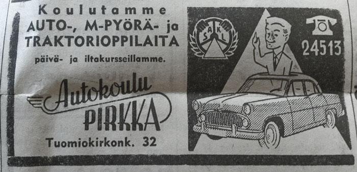 Autokoulu Tampere - Autokoulu Pirkka kuva11